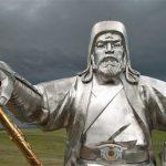 Giant statue of Chinggis Khan
