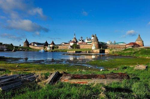 Solovetsky Islands, northern Russia